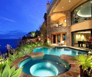 Luxurious residence in Laguna Beach, California