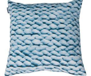 Twirre Cushion Ice from Snurk