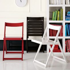 Clever Ways To Use And Store Your Folding Chairs
