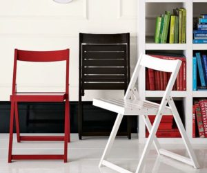 Lovely Clever Ways To Use And Store Your Folding Chairs Idea