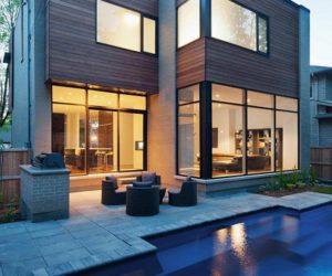 The Modern Fraser Residence in Ottawa
