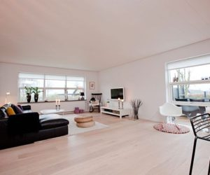 Stylish Danish Residence Decorated With Around € 30,000