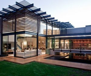 Ultra modern single family residence in Limpopo