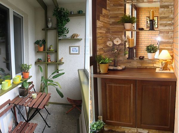 Good 45 Inspiring Small Balcony Design Ideas