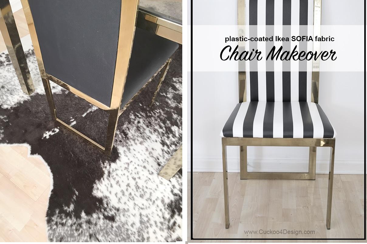 impressive chair makeover design