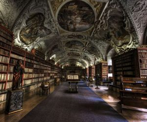10 Of The Most Impressive And Inspiring Libraries Around The World