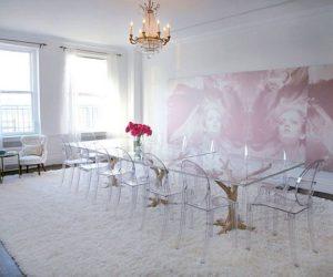 Artistic interior design by Kelly Behun