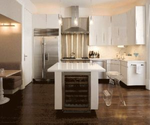 Multiple Advantages and Uses of Kitchen Islands