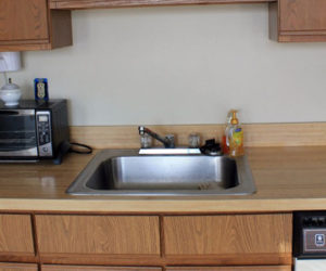 Before and after: Dana & Ryan's Galley Kitchen Makeover