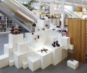 A New Attractive Lego Headquarters in Billund Danish