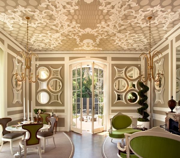 Elegant Room Designs: The Influence Of Linda Allen's Experience As Lighting
