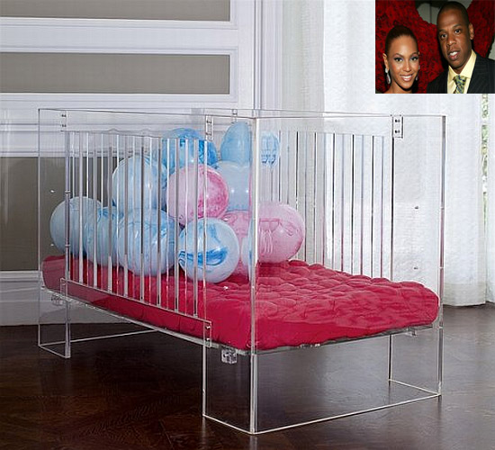 Beyonce Buys Baby Blue Ivy Carter a $3500 Lucite Crib