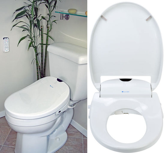 A high tech toilet set i ve ever seen - Toilet with bidet built in ...