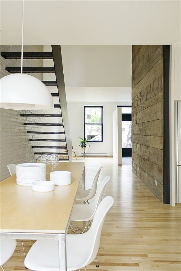 Delightful The Stylish Maison Drolet In Montréal, Canada Nice Design