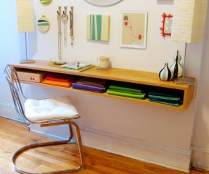 simple home office desk. 4 Simple DIY Ways To Craft A Wooden Desk For The Home Office E