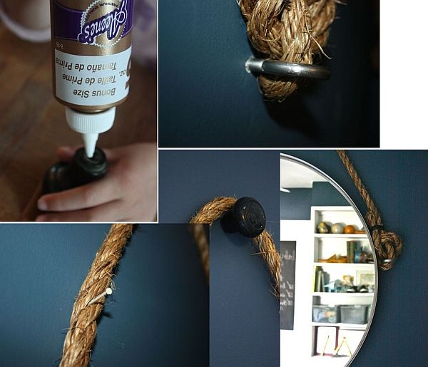 Top 25 DIY Ways Of Using Rope For A Vintage Look RE27