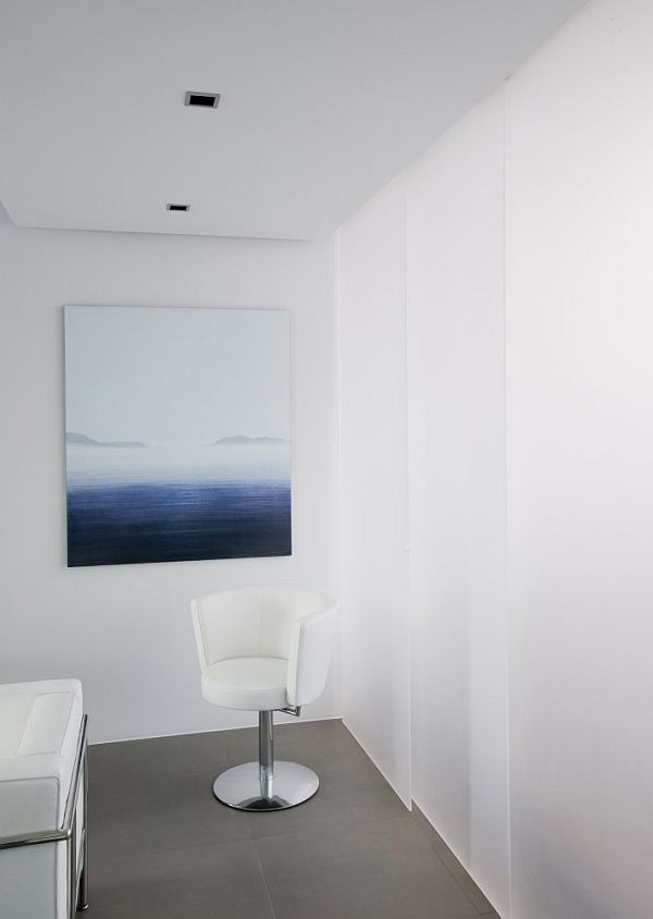 Contemporary Studio Apartment Design: Modern Studio Apartment In Reykjavik