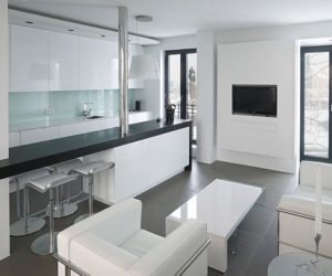 Modern Studio Apartment in Reykjavik
