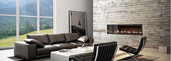 Escea DX 1500 Luxury Gas Fireplace