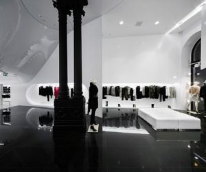 Amazing Capsula Multibrand Store by Sandor Gocsei + Eniko Korompay