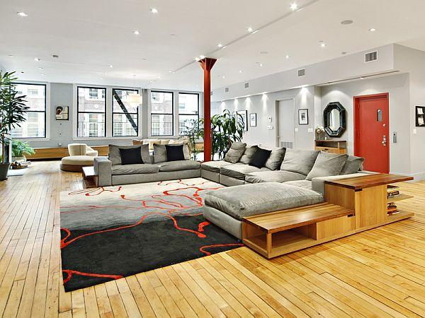 Spacious 8 room condominium in new york for sale for Appartamenti lusso new york