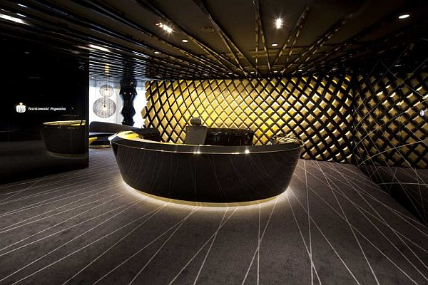 The PKO Bank Polski Interior Design