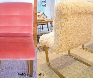 How To Revive A Chair With New Upholstery