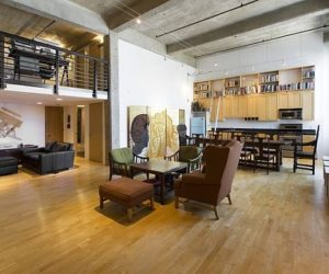 Expansive San Francisco loft for sale
