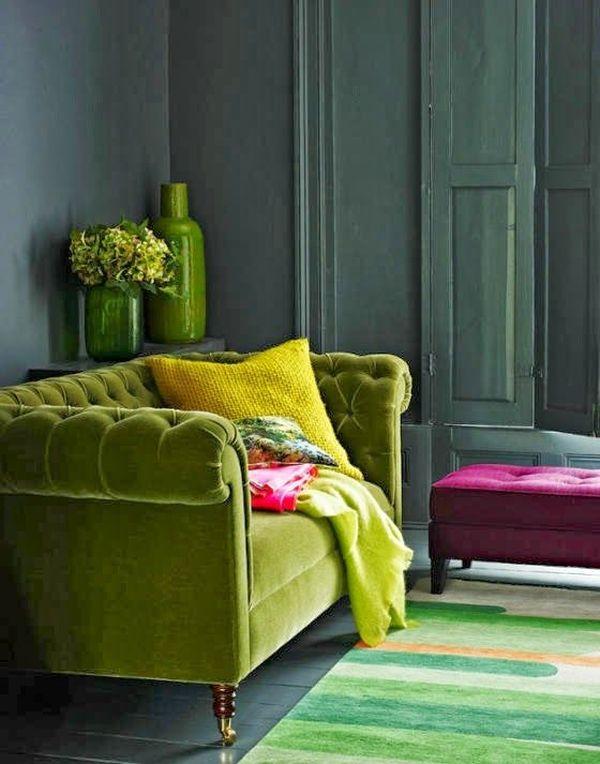 Ordinaire The Role Of Colors In Interior Design
