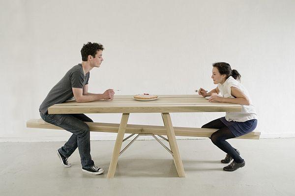 Swing Table dutch swing table