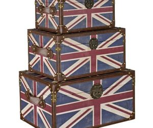 The Union Jack Trunk Set