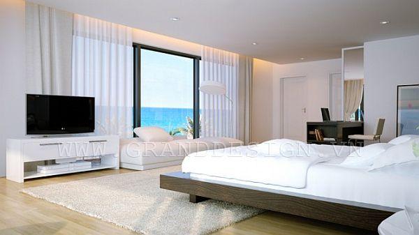 Beautiful interior design villa in vietnam by grand design for Grand designs interior