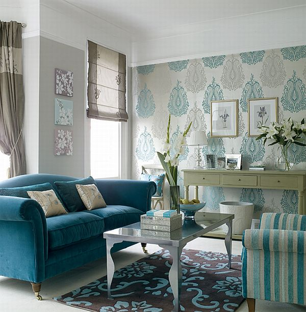 Decoration Ideas: Wallpaper Ideas For Decorating Your Interiors