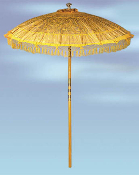 Large Balinese Umbrella for Outdoors