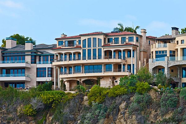 Beautiful mansion 170 emerald bay california for Images of beautiful mansions