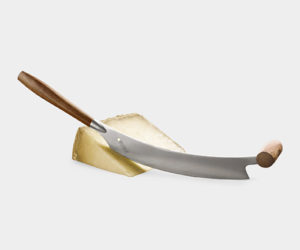 Two-Handled Cheese Knife
