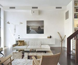 The beauty of a contemporary 7th Street Apartment from New York
