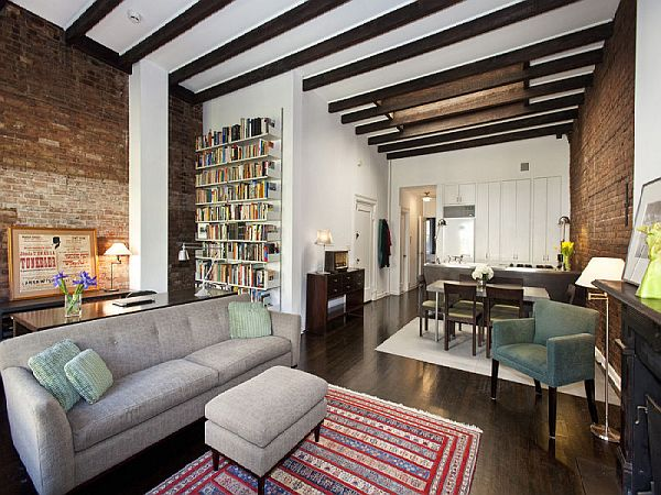 Peaceful village classic apartment downtown manhattan for Apartment for sale manhattan