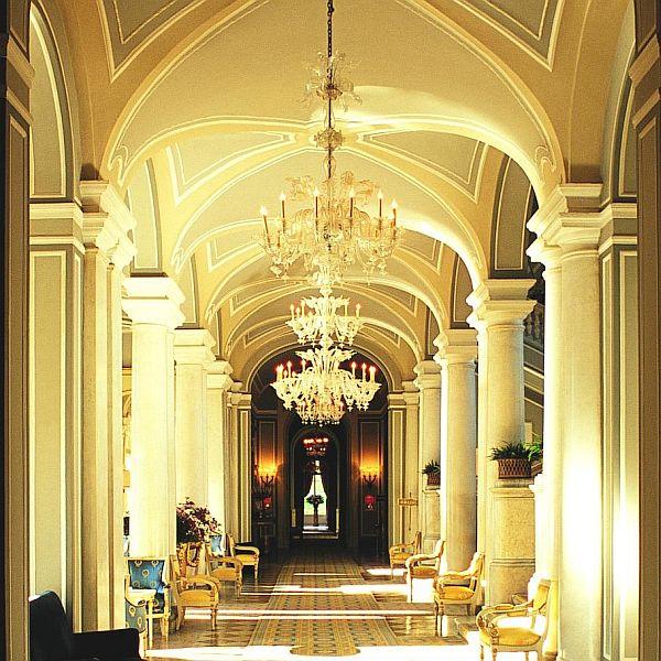 Hotel Villa Deste Como: The Impressive Villa D'Este In Italy With 25 Acres Of Gardens