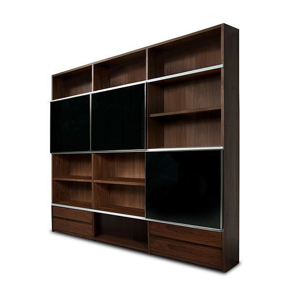 wall shelving units modern wall shelving unit 28105