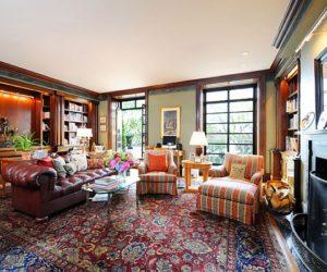 Elegant 11-room apartment in New York for sale