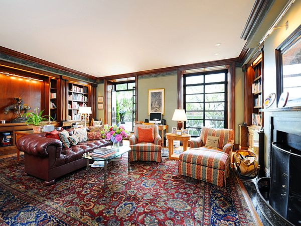 Elegant 11 room apartment in new york for sale for Apt for sale in manhattan