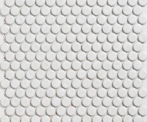 """ModDotz """"Marshmallow Matte"""" tile"""