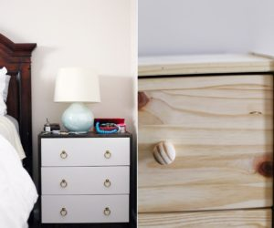 DIY Hacks Featuring The Versatile Ikea Rast Dresser
