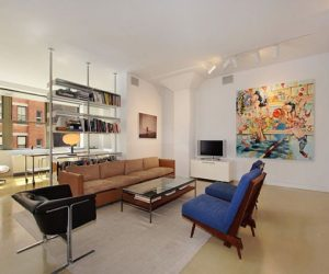 The 25 North Moore Apartment in New York