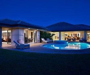 Attractive Pineapple Pavilion Villa in Hawaii