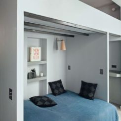 Stylish Small Apartment That Measures Only 27 Square Meters Great Ideas