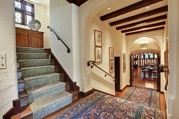 Imposing 7 Bedroom English Tudor In California