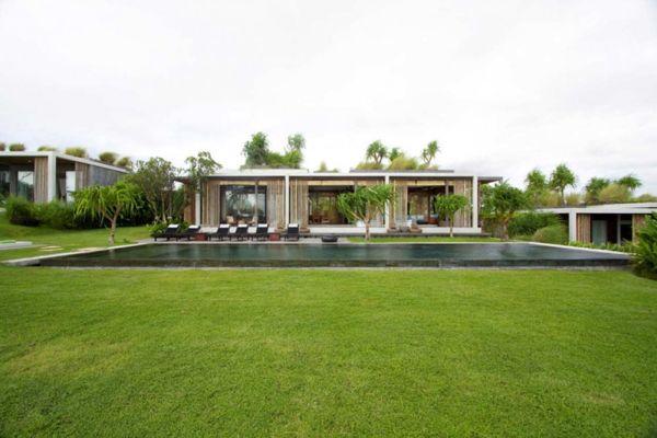 Tantangan Villa Overlooking The Indian Ocean