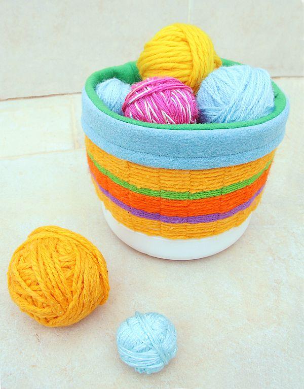 Practical DIY Woven Cork Ikea Skala Tray · DIY Multipurpose Fabric Basket  DIY Multipurpose Fabric Basket · View In Gallery · View In Gallery